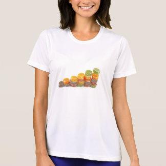 甘い成功創造的なビジネス概念 Tシャツ