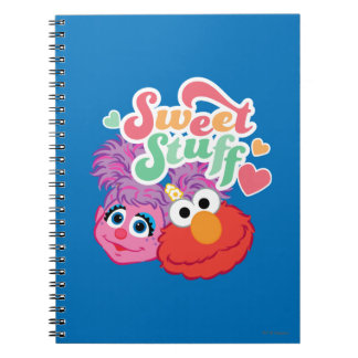 甘い物のキャラクター ノートブック