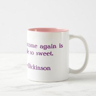 甘い生命 ツートーンマグカップ
