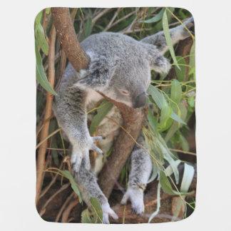 甘い睡眠のコアラのベビーブランケット ベビー ブランケット