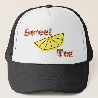 甘い茶 キャップ