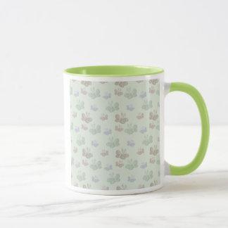 甘い蝶 マグカップ