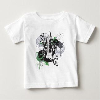 甘い音 ベビーTシャツ