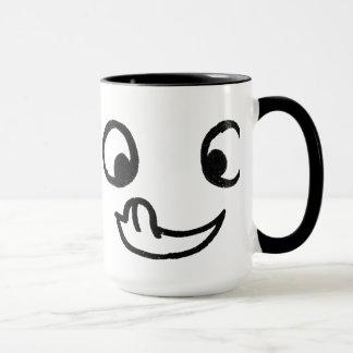 甘い顔 マグカップ