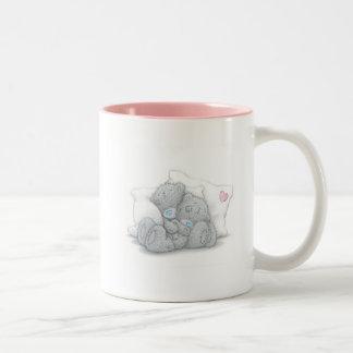 甘い ツートーンマグカップ