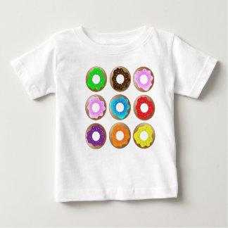 甘い! ドーナツ! ベビーTシャツ
