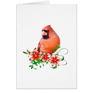 甘い(鳥)ショウジョウコウカンチョウ カード