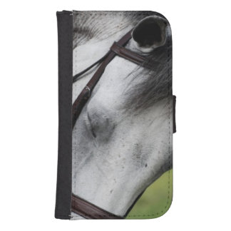 甘いAppaloosaの馬 ウォレットケース