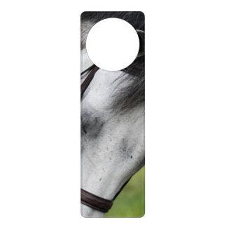 甘いAppaloosaの馬 ドアノブプレート