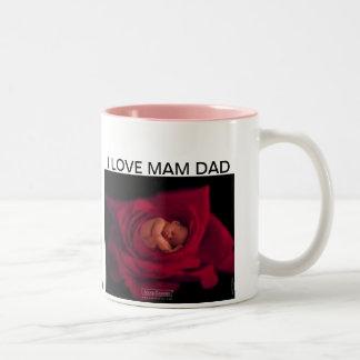 甘いMAMのパパのマグ ツートーンマグカップ
