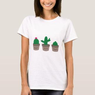 甘いSucculent Tシャツ