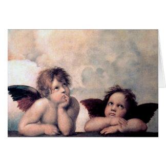 甘くイタリアンな天使のルネサンスの最高傑作 カード
