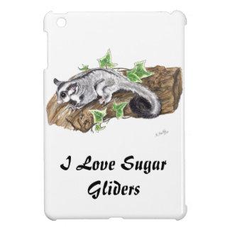 甘く小さい砂糖のグライダーJoey iPad Mini Case