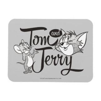 甘く見ているトムとジェリー|トムとジェリー マグネット