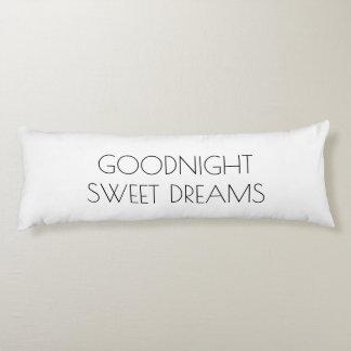 甘美な夢の枕 ボディピロー