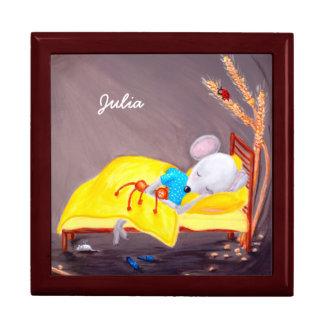 甘美な夢|かわいいPersonalizableの記念品箱 ギフトボックス