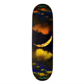 甘美な夢 スケートボードデッキ