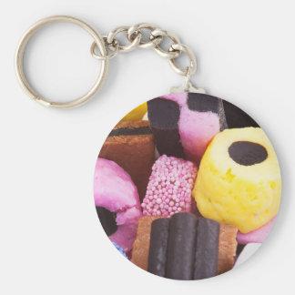 甘草の有名な菓子 キーホルダー