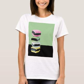 甘草のAllsortsの緑の女性Tシャツ Tシャツ
