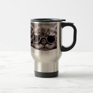 生きた最もクールな猫-タンブラー トラベルマグ