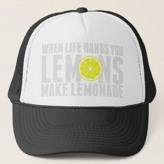 生きていた場合レモンを与えて下さい キャップ