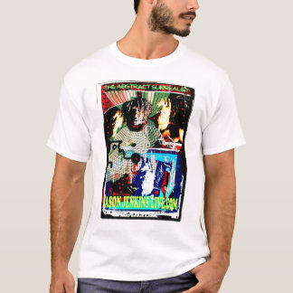 生きているジェイソンJENKINS Tシャツ