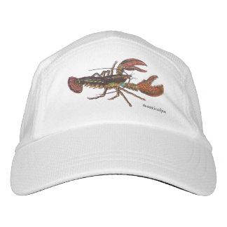 生きているロブスターの帽子のnauticaljoe ヘッドスウェットハット
