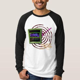 生きている単語および健全な事のアルバムワイシャツ Tシャツ