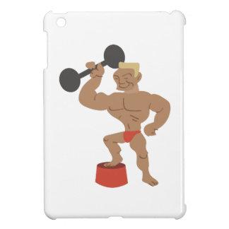 生きている強い人 iPad MINIケース
