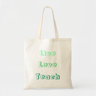 生きている愛は教えます トートバッグ