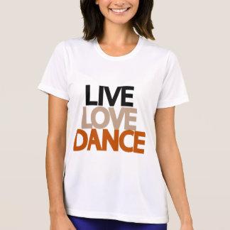 生きている愛ダンス Tシャツ
