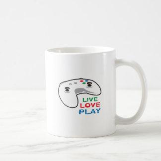 生きている愛演劇 コーヒーマグカップ