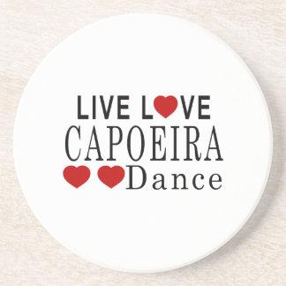 生きている愛CAPOEIRAダンス コースター