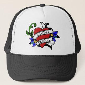 生きている提供者によって入れ墨インスパイア帽子 キャップ