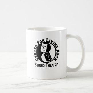 生きている芸術のための中心 コーヒーマグカップ