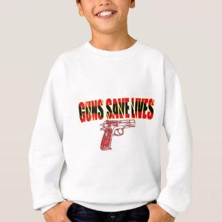 生きている銃の保存 スウェットシャツ