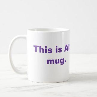 生きている長く、養育関係のマグ コーヒーマグカップ