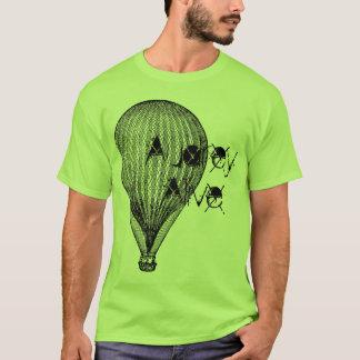 生きているAudrey -熱気 Tシャツ