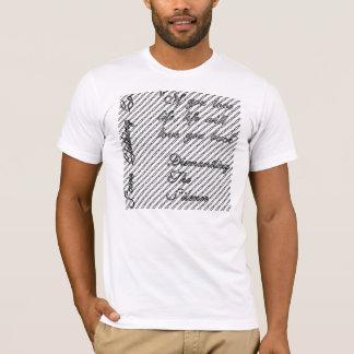 生きているDTS Tシャツ