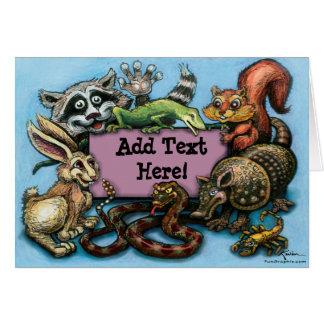 生き物 カード