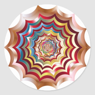生き返らせられる蜘蛛の巣の催眠薬 ラウンドシール