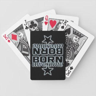 生まれる素晴らしい遊ぶカード バイスクルトランプ