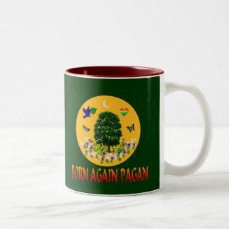 生まれ変わる異教徒 ツートーンマグカップ