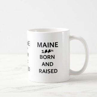 生まれ、上がるメイン コーヒーマグカップ