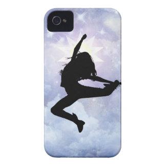 生命およびライトを祝って下さい Case-Mate iPhone 4 ケース