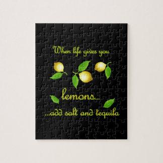 生命がレモンを与える時 ジグソーパズル