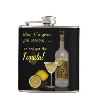 生命がレモンを…与える時 フラスク