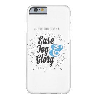 生命すべては私喜び及び栄光の場合をに容易に来ます iPhone 6 ベアリーゼアケース