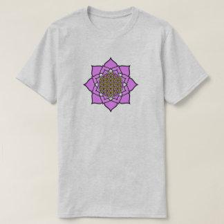 生命のはすの花… Tシャツ