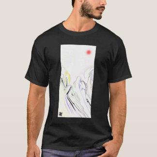 生命のコイル Tシャツ